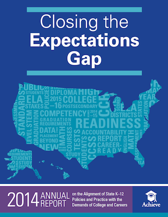Closing the Expectations Gap Cover.