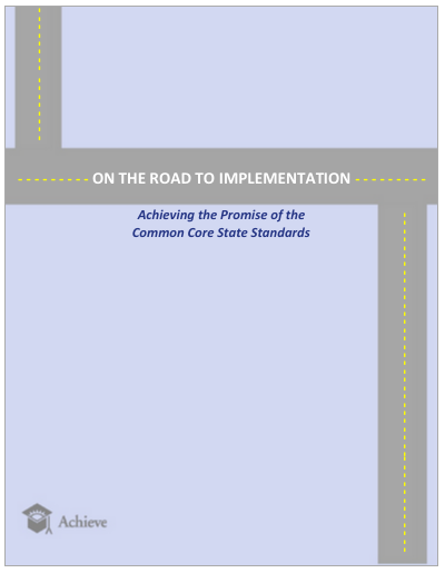 Cover of On the Road to Implementation