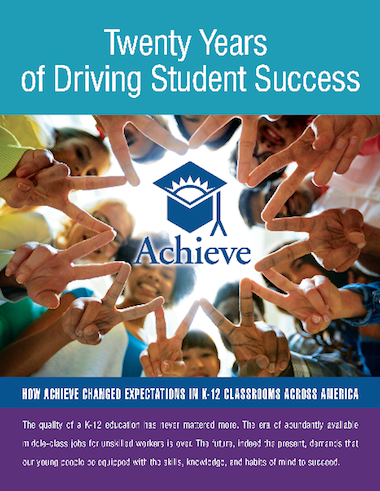 Twenty Years of Driving Student Success