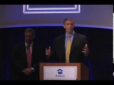 Embedded thumbnail for Keynote Address: U.S. Secretary of Education Arne Duncan