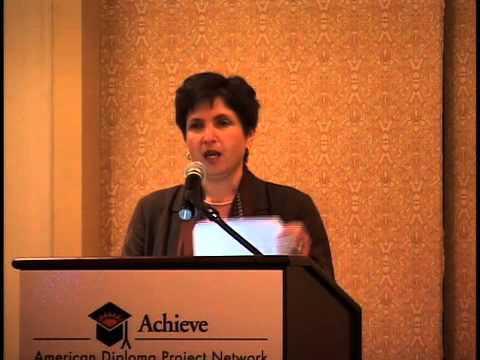 Embedded thumbnail for Joanne Weiss Speech