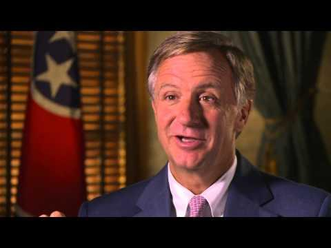 Embedded thumbnail for Governor Bill Haslam on American Public Education Reform